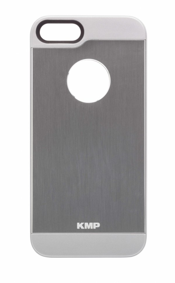KMP Etui do iPhone SE/5S/5 Szary