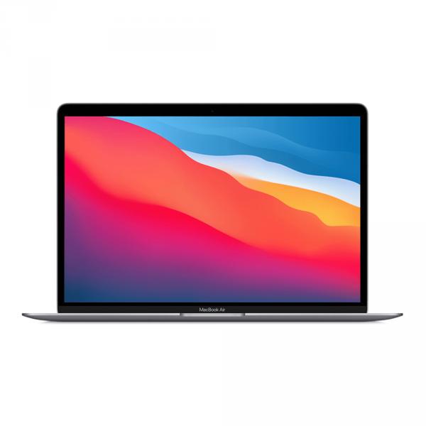 MacBook Air z Procesorem Apple M1 - 8-core CPU + 7-core GPU /  16GB RAM / 512GB SSD / 2 x Thunderbolt / Space Gray