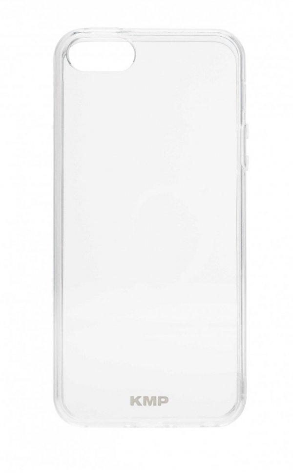 KMP Etui do iPhone SE/5S/5 Bezbarwny