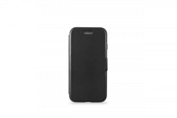 KMP Etui z klapką na iPhone 8 (czarny)