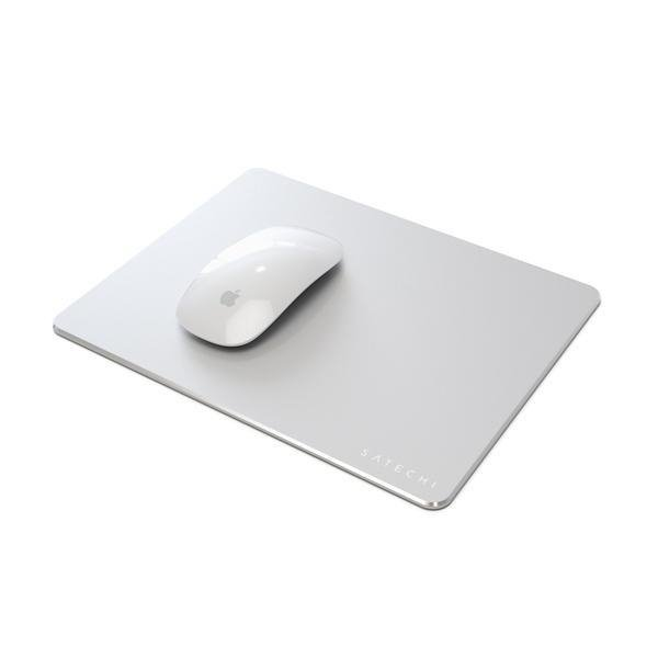 Satechi Aluminium MousePad dla Apple Magic Mouse 2 Silver