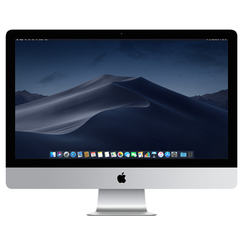 iMac 27 Retina 5K i5-9600K / 64GB / 1TB SSD / Radeon Pro Vega 48 8GB / macOS / Silver (2019)