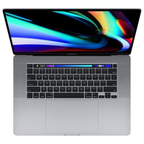 MacBook Pro 16 Retina Touch Bar i9-9980HK / 32GB / 512GB SSD / Radeon Pro 5500M 4GB / macOS / Space Gray (gwiezdna szarość)