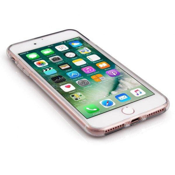 KMP Etui do iPhone 7 - Bezbarwny