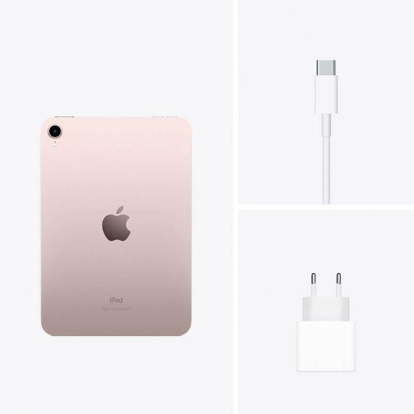 """Apple iPad mini 6 8,3"""" 256GB Wi-Fi Pink (Różowy)"""