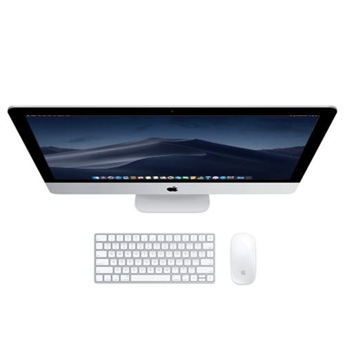 iMac 27 Retina 5K i5-9600K / 16GB / 1TB SSD / Radeon Pro Vega 48 8GB / macOS / Silver (2019)