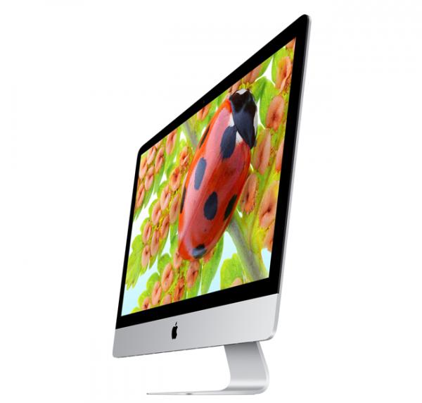iMac 21,5 Retina 4K i5-7400/16GB/256GB SSD/Radeon Pro 555 2GB/macOS Sierra