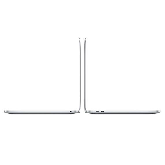 MacBook Pro 13 Retina Touch Bar i5 1,4GHz / 8GB / 2TB SSD / Iris Plus Graphics 645 / macOS / Silver (2019)