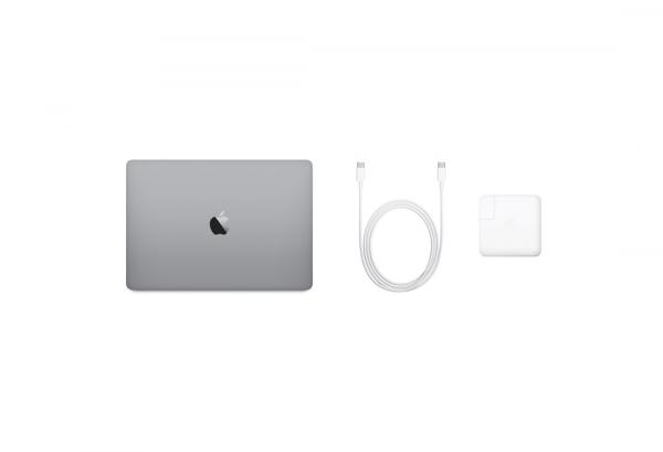 MacBook Pro 15 Retina True Tone i7-8850H / 16GB / 2TB SSD / Radeon Pro 560X / macOS / Space Gray
