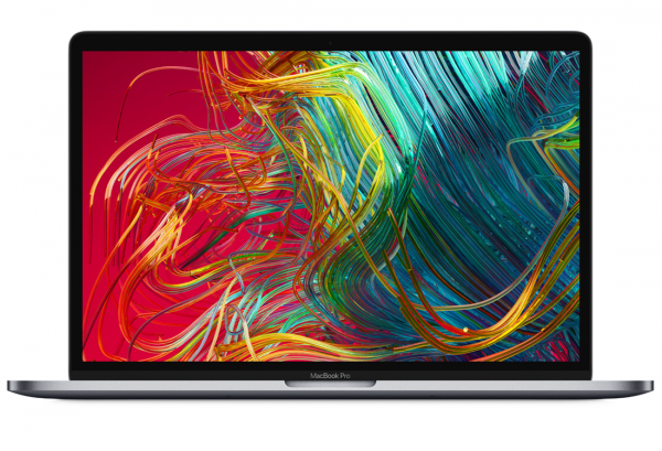 MacBook Pro 15 Retina True Tone i7-8750H / 32GB / 512GB SSD / Radeon Pro 555X / macOS / Silver