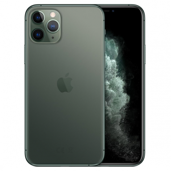 Apple iPhone 11 Pro Max 64GB Midnight Green (nocna zieleń)