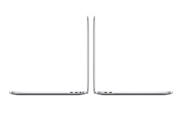 MacBook Pro 15 Retina True Tone i7-8850H / 16GB / 512GB SSD / Radeon Pro 560X / macOS High Sierra / Silver