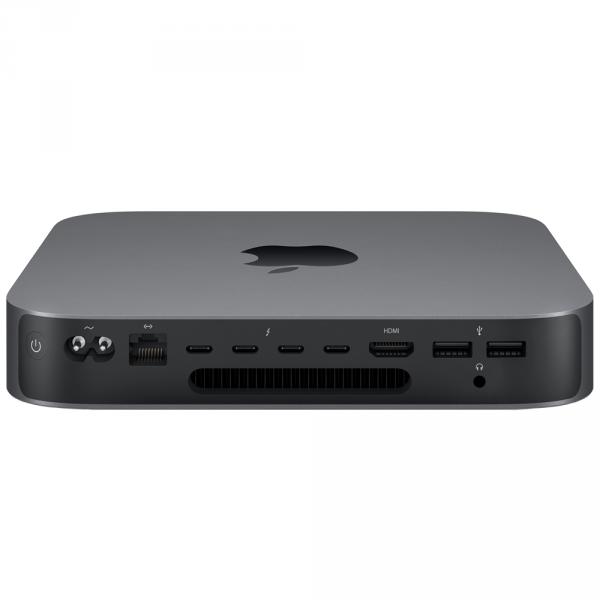 Mac mini i7-8700 / 16GB / 1TB SSD / UHD Graphics 630 / macOS / Gigabit Ethernet / Space Gray