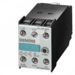 Elektroniczny moduł czasowy opoźnione załączenie 0,05-1sek 1Z 1R S0-12 3RT1926-2EC11