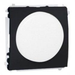 Simon Classic Sygnalizator świetlny LED – światło białe 230V grafit matowy MSS/1.01/28 WMCS-020xxx-C013