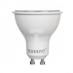 Żarówka LED Gu10 3W 210lm 3000K 230V YASSNO YB-01-012