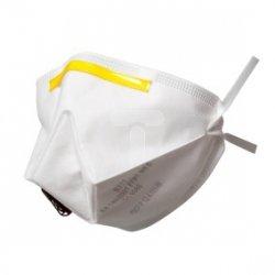 Półmaska filtrująca klasy P1 z zaworem wydechowym 4 x NDS K111 XK004640016