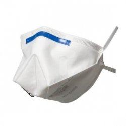 Półmaska filtrująca klasy P2 z zaworem wydechowym 10 x NDS K112 XK004640032