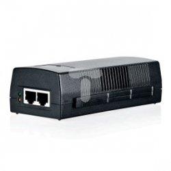 Zasilacz PoE 1 kanał, 2xGB, 15W, 230VAC VONT-PS1001