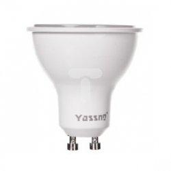 Żarówka LED GU10 6W (PAR16) 450lm 3000K 220-240V YASSNO YB-01-020