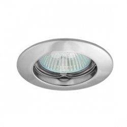 Oczko halogenowe MR16 GU5,3 50W odlewane, nieregulowane, chrom AXL 5514 PO16P-C GXPL004