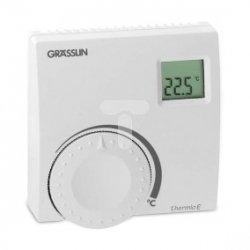 Termostat zegarowy THERMIO E 24V AC 50/60Hz 5-30st. C 044600141