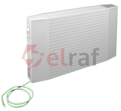 Elektryczny grzejnik konwekcyjny GE-15/4/8 1500W 850X400mm