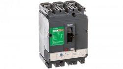 Wyłącznik mocy 80A 3P 36kA EasyPact CVS100 TM80D LV510336