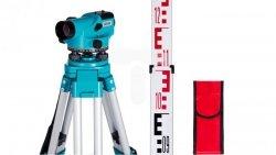 Niwelator optyczny N12-easy + statyw + łata z pokrowcem ELN 24 zestaw 11-249-21