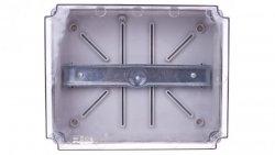 Obudowa hermetyczna natynkowa 248x198x106mm IP65 szara OH-4B.1 29.45