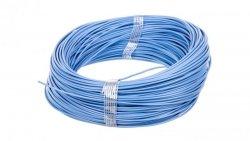Przewód silikonowy OLFLEX HEAT 180 SiF 1x0,5 niebieski 0048002 /100m/