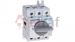 Rozłącznik izolacyjny 3P 63A HAC306