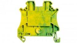 Złączka ochronna 2-przewodowa 4mm2 zielono-żółta NSYTRV42PE