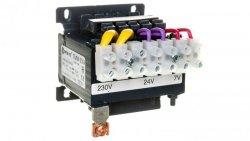 Transformator 1-fazowy TMM 50VA 230/24V-7V 16280-9985