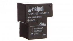 Przekaźnik przemysłowy 1Z 30A 12V DC PCB R30N-3021-85-1012 2614763