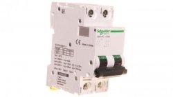 Wyłącznik nadprądowy, C60H, 2p, 63A, charakterystyka C A9N61539