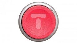 Przycisk wystający z ramką, metal czerwony P9MPNRS 184011