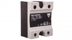 Przekaźnik półprzewodnikowy jednofazowy 42-660V AC 50A 4-32V DC RM1A60D50