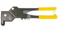 Nitownica do nitów aluminiowych 2.4/3.2/4.0/4.8 mm, wielopołożeniowa 43E713