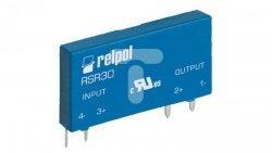 Przekaźnik półprzewodnikowy 1-polowy do druku 2,5A 48V DC wejście 38-58V DC RSR30-D48-D1-04-025-1 2611994