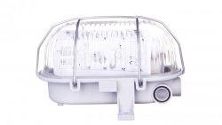 Plafoniera OVAL 1x 60W E27 IIkl. 230V IP44 SIMETAL 2 121173/EU