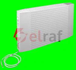 Elektryczny grzejnik konwekcyjny GE-18/2/16 1800W 1600X200mm