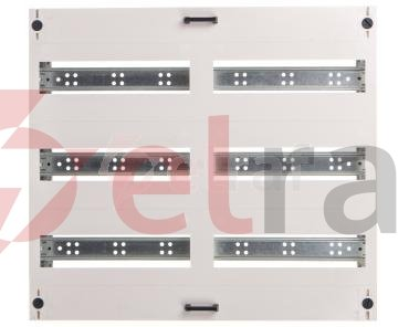 Panel z osłoną modułową i TH35 VB 23-20 001104480