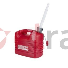 Kanister na benzynę 10 l polietylen (LxWxH) 329x195x319 mm 21 133