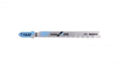 Brzeszczot T118AF 3PC 2608634694 /3szt./