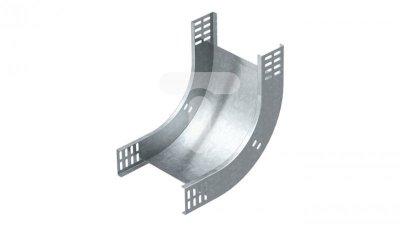 Łuk pionowy korytka 90 stopni 400x60mm RBV 640 S FS 7007021