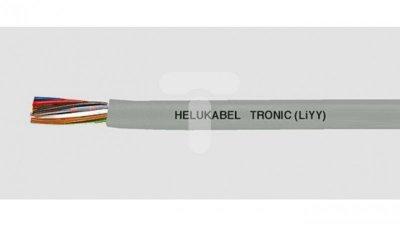 Przewód sterowniczy TRONIC (LiYY) 4x0,5 500V 18087 bębnowy