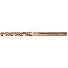 Wiertła do metalu HSS-Co 11.5 mm  głęboko szlifowane stal M35 kąt wierzchołkowy 135stopnia korekta ścinu DIN338 57H060-5 /5szt./