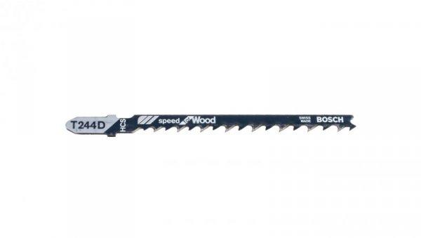 Brzeszczot T244D 5PC NS 2608630058 /5szt./