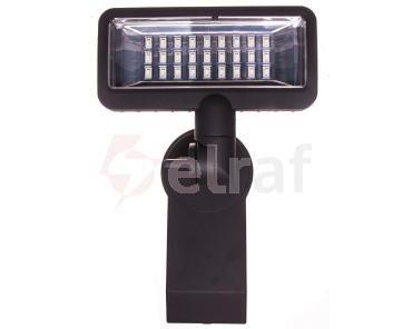 Projektor LED Premium City SH 2705 IP44 13W 1080lm klosz przeźroczysty 1179630